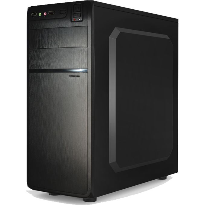 Carcasa PC Delux DW600 sursa 500W