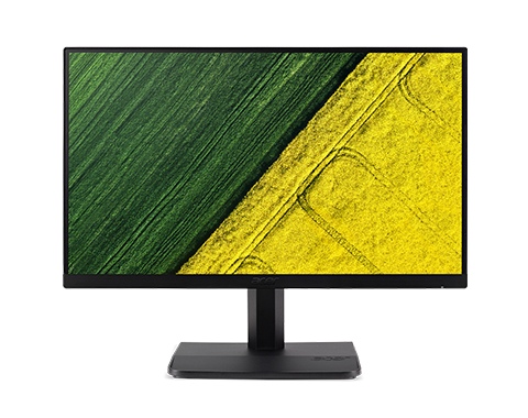 Monitor LED Acer ET241YBI 23.8 Full HD 4ms Negru
