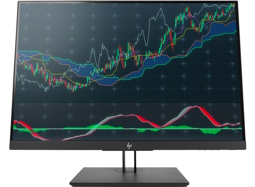 Monitor LED HP Z24n G2 24 WUXGA 5ms Negru
