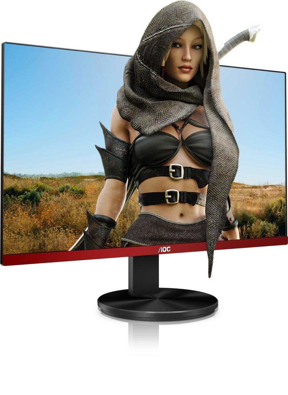 Monitor LED AOC G2590VXQ 25 Full HD 1ms Negru