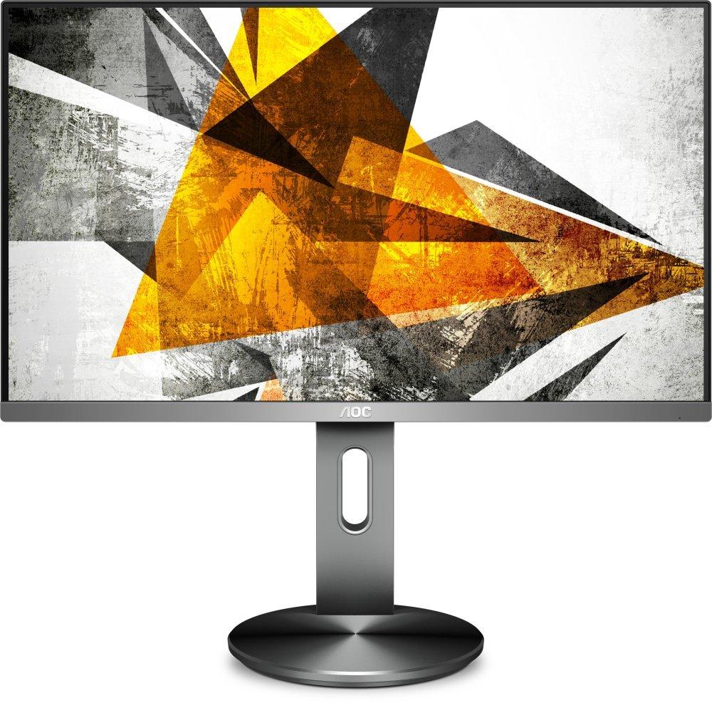 Monitor LED AOC I2790PQU/BT 27 Full HD 4ms Negru