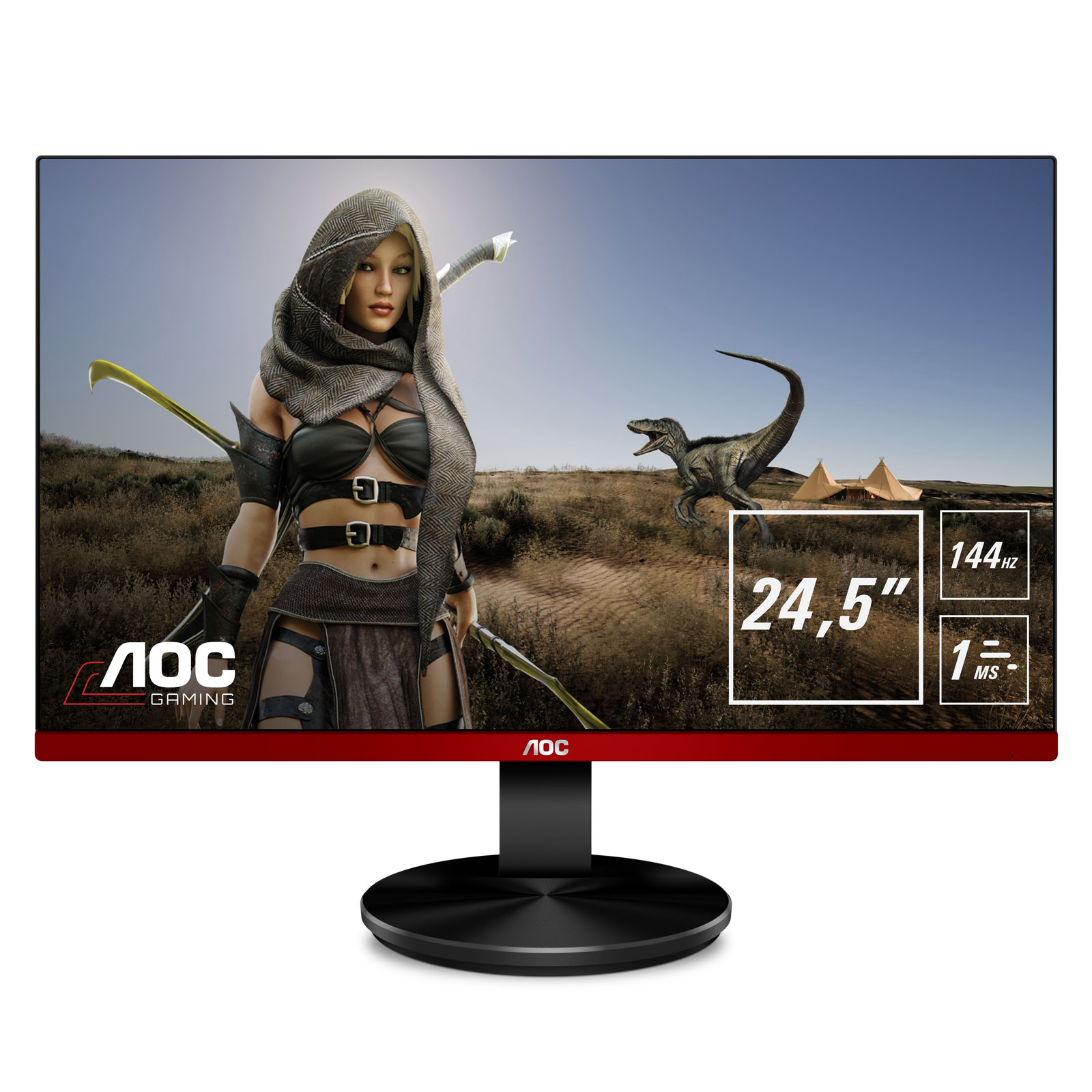 Monitor LED AOC G2590PX 25 Full HD 1ms Negru