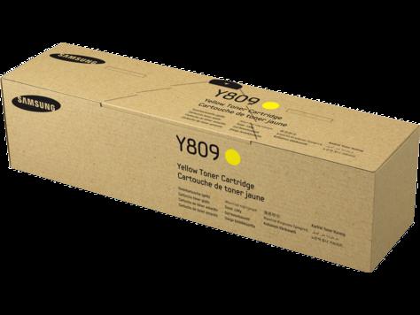 Cartus Toner Samsung CLT-Y809S Yellow