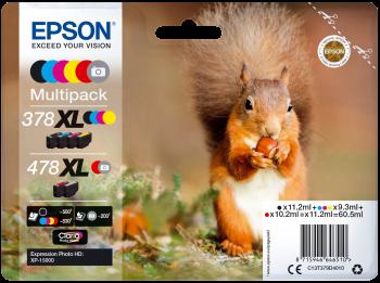 Cartus Inkjet Epson MultiPack 478XL 6 culori