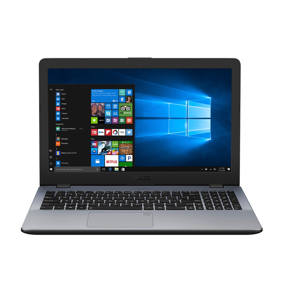 Notebook Asus VivoBook X542UA 15.6 Full HD Intel Core i7-8550U RAM 8GB SSD 256GB Endless OS Gri