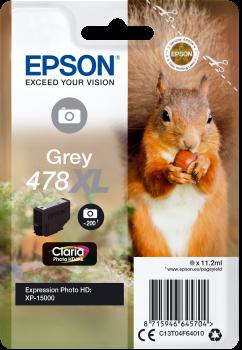 Cartus Inkjet Epson SinglePack 478XL Grey