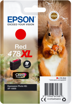 Cartus Inkjet Epson SinglePack 478XL Red