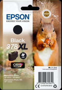 Cartus Inkjet Epson SinglePack 378XL Black