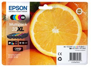 Cartus Inkjet Epson MultiPack 33XL 5 culori
