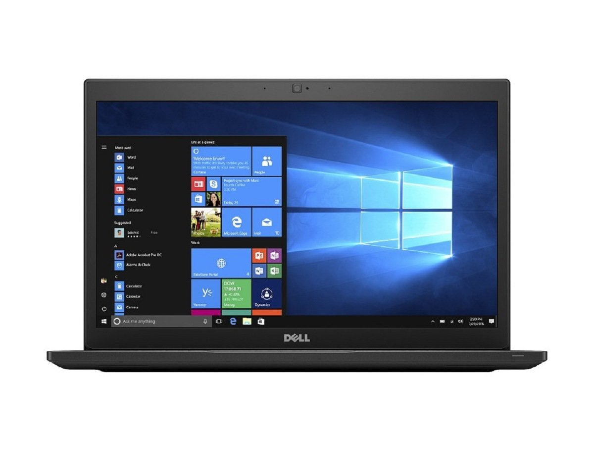 Notebook Dell Latitude 7490 14 Full HD Intel Core i7-8650U RAM 8GB SSD 256GB Windows 10 Pro