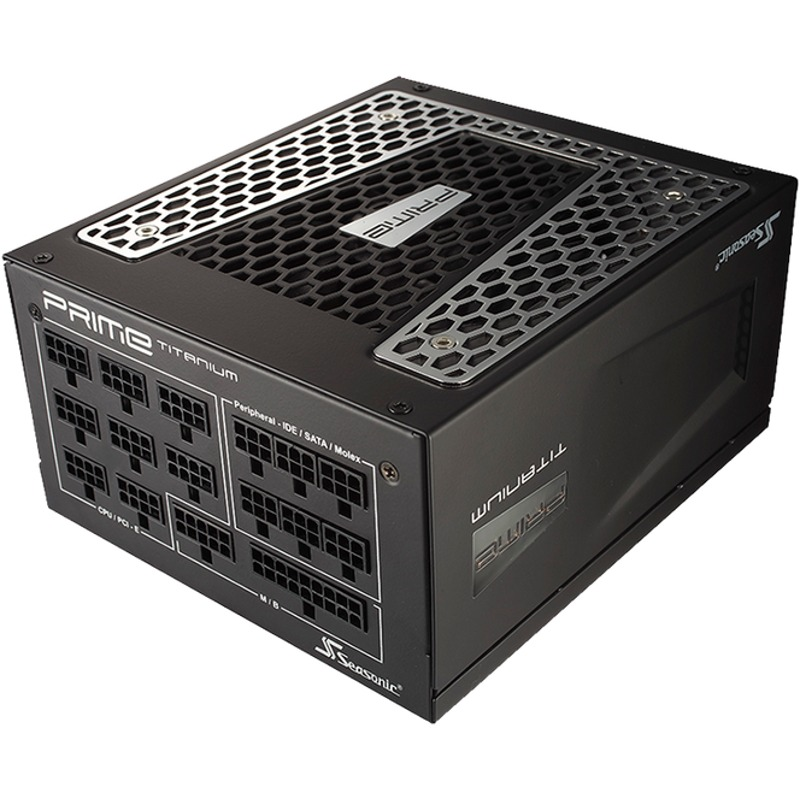 Sursa PC Seasonic PRIME Ultra Titanium 1000W