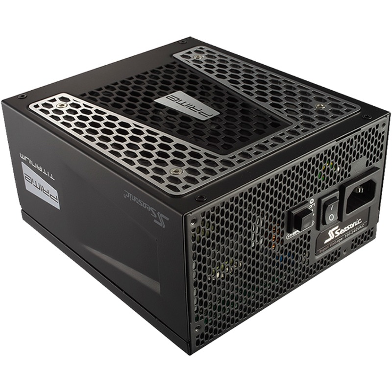 Sursa PC Seasonic PRIME Ultra Titanium 850W