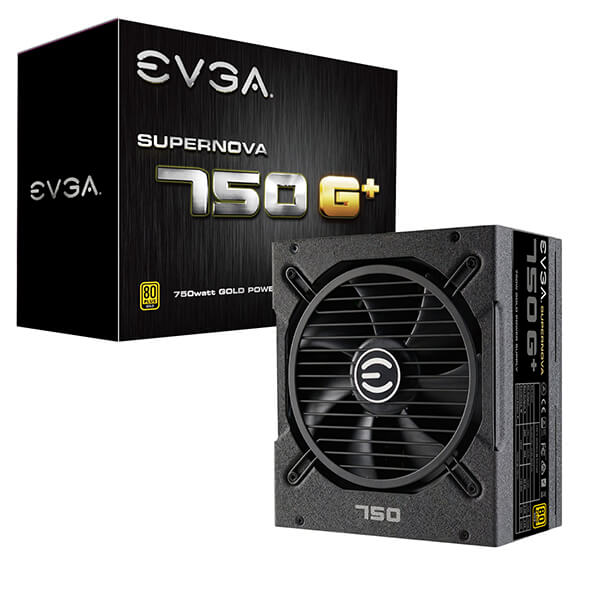 Sursa PC EVGA SuperNOVA 750 G1+ 80 Plus Gold 750W