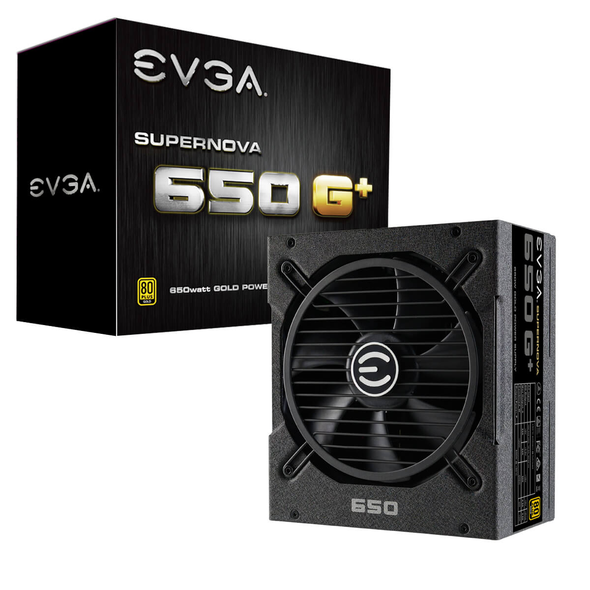 Sursa PC EVGA SuperNOVA 650 G1+ 80 Plus Gold 650W
