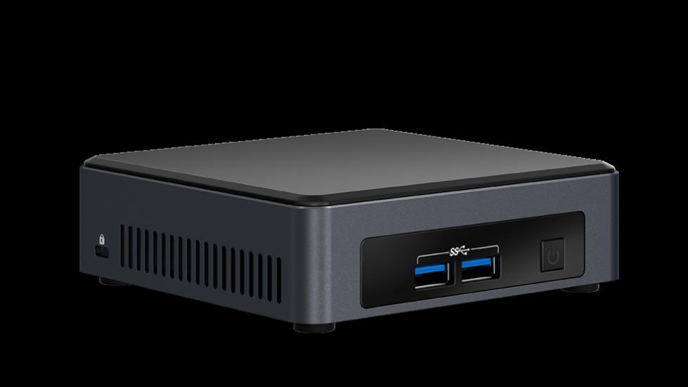 Barebone Intel NUC BLKNUC7i3DNK2E i3-7100U
