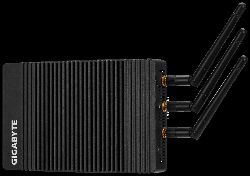 Barebone Gigabyte BRIX GB-EAPD-4200 Intel Pentium N4200