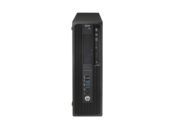 Sistem Brand HP Z240 SFF Intel Core i5-7600 RAM 8GB HDD 1TB + SSD 256GB Windows 10 Pro