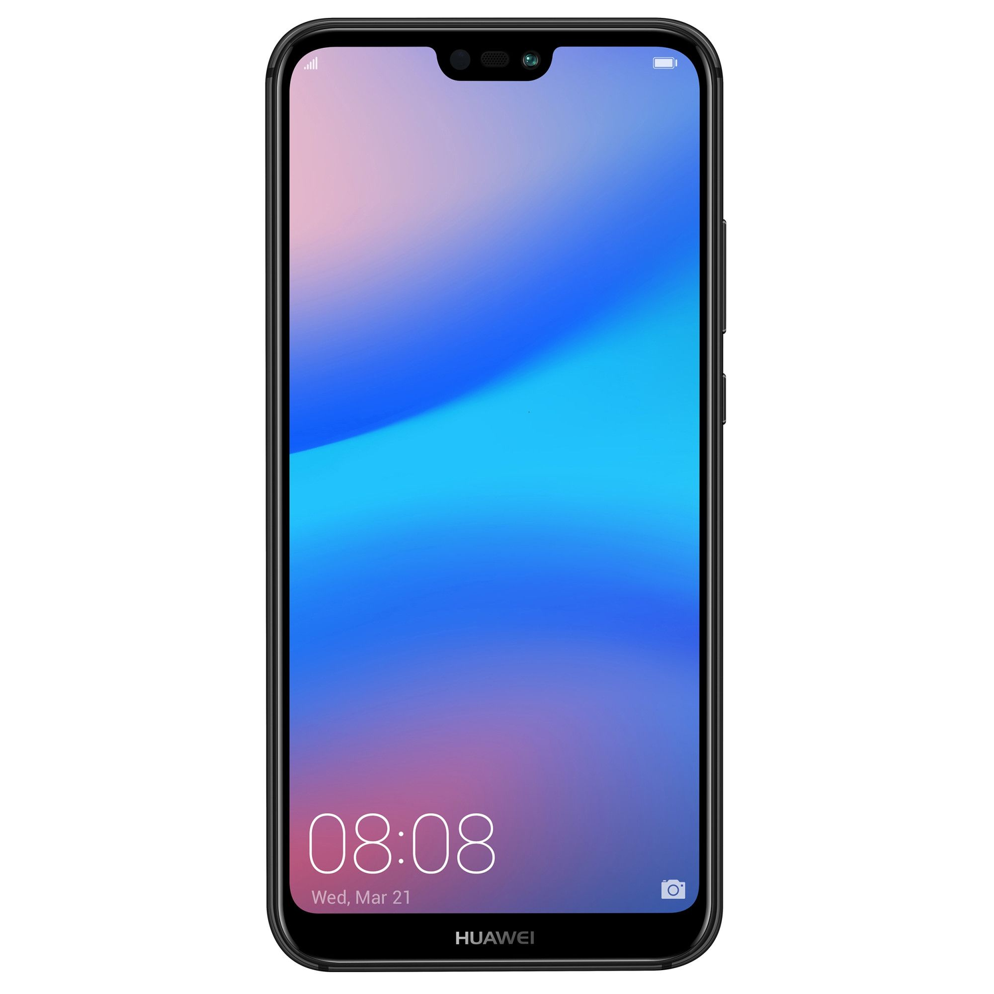 Telefon Mobil Huawei P20 Lite 64GB Flash 4GB RAM Dual SIM 4G Midnight Black