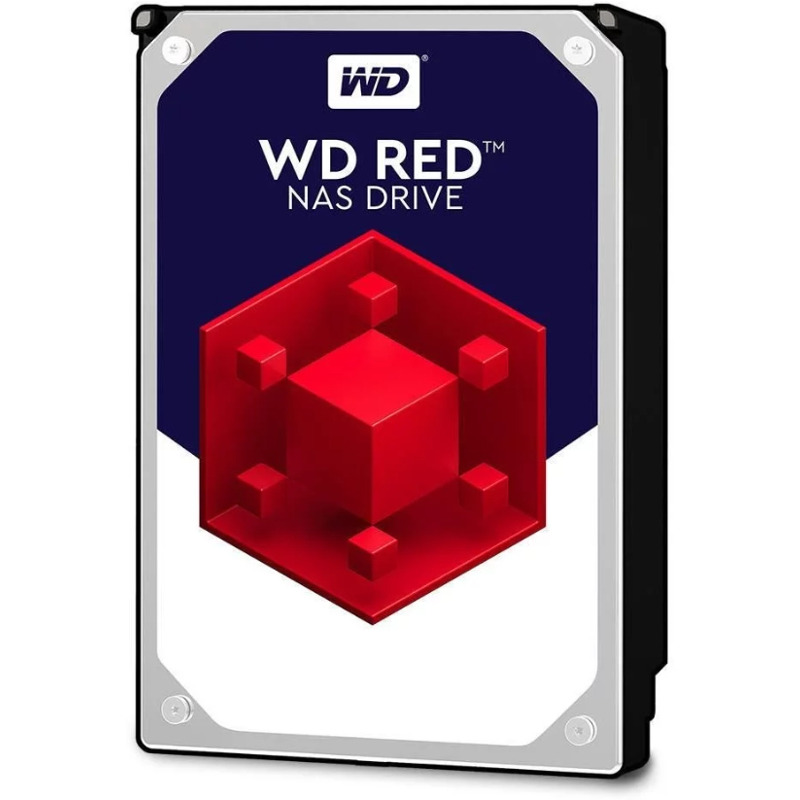 Hard Disk Desktop Western Digital WD Red PRO 6TB 7200RPM SATA3 256MB