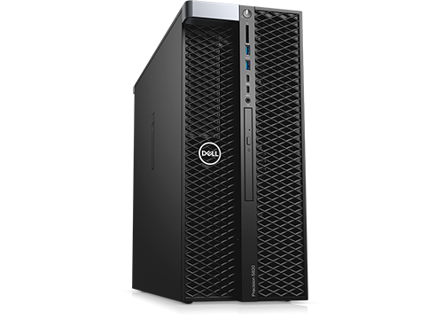 Sistem Brand Dell Precision 5820 MT Intel Xeon W-2123 P4000-8GB RAM 16GB HDD 2TB + SSD 256GB Windows 10 Pro