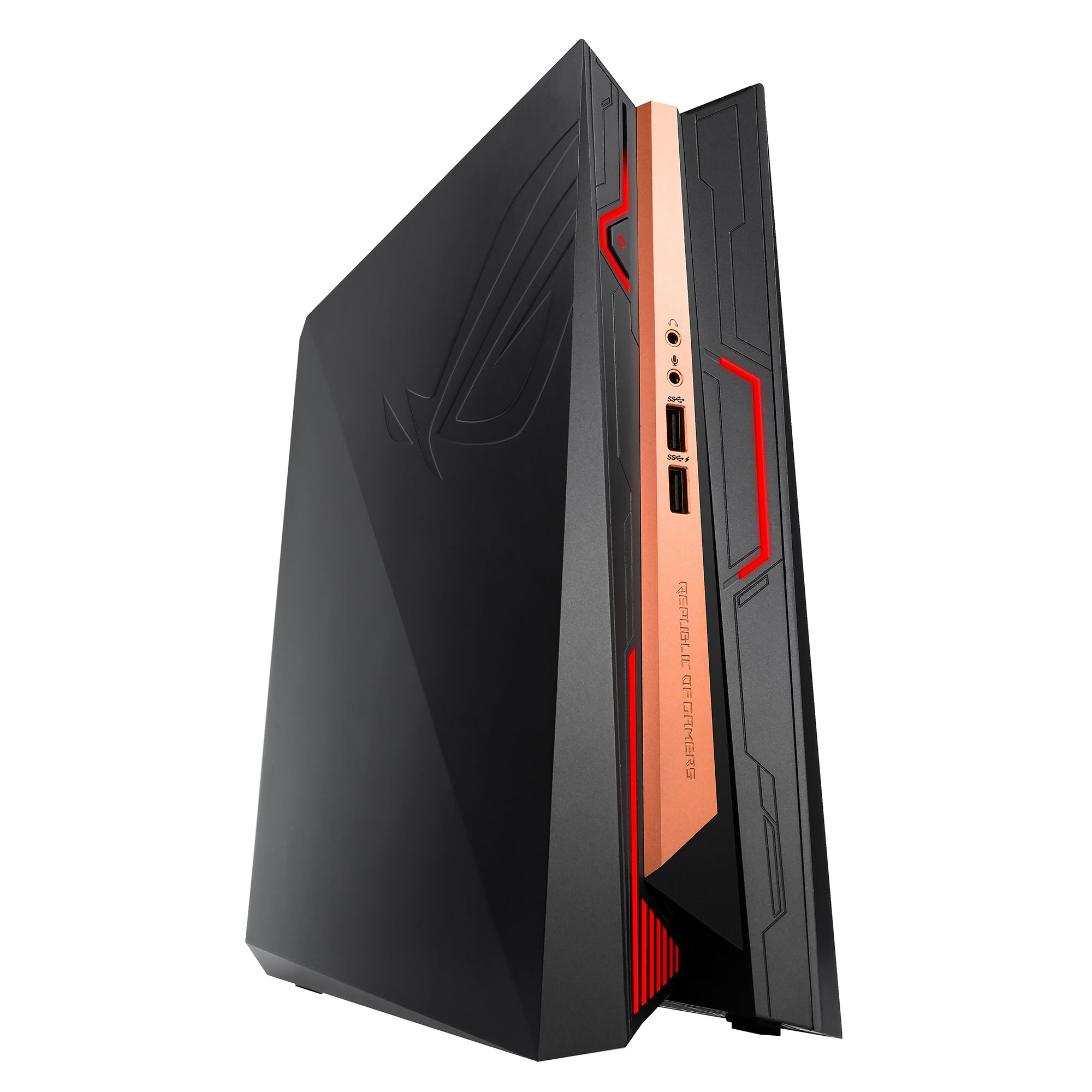 Sistem Brand Asus ROG GR8 II Intel Core i7-7700 GTX 1060-6GB RAM 16GB HDD 1TB + SSD 256GB Windows 10 Home