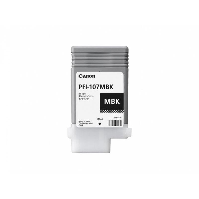 Cartus Ink Matte Black Canon PFI-107MB 130ml