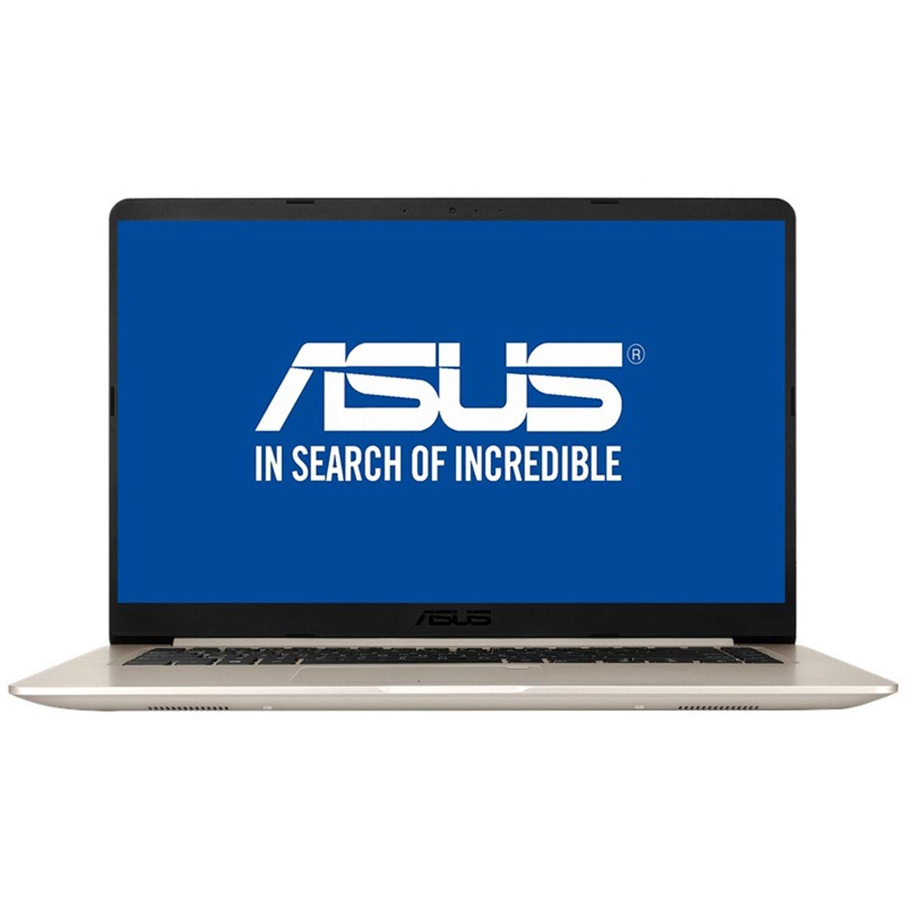 Notebook Asus VivoBook S15 S510UQ 15.6 Full HD Intel Core i7-8550U 940MX-2GB RAM 8GB HDD 1TB Endless Auriu