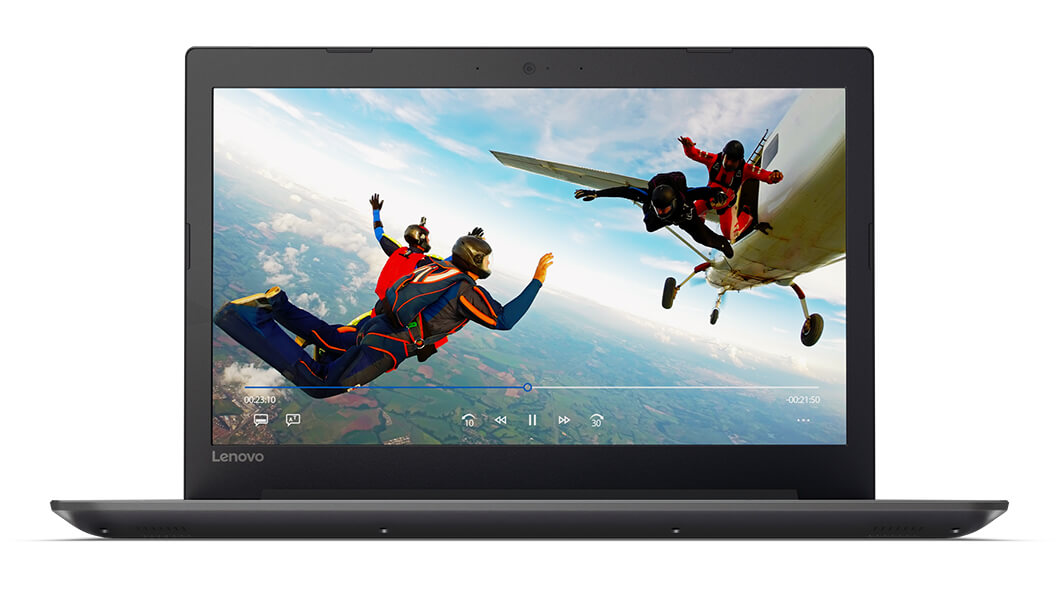 Notebook Lenovo IdeaPad 320 15.6 HD Intel Core i3-6006U RAM 4GB SSD 128GB Windows 10 Home Gri