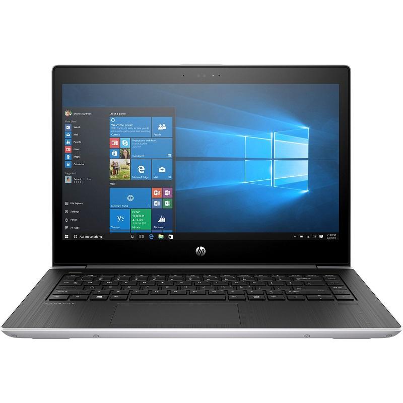 Notebook HP ProBook 440 G5 14 Full HD Intel Core i7-8550U RAM 8GB SSD 512GB Windows 10 Pro Argintiu