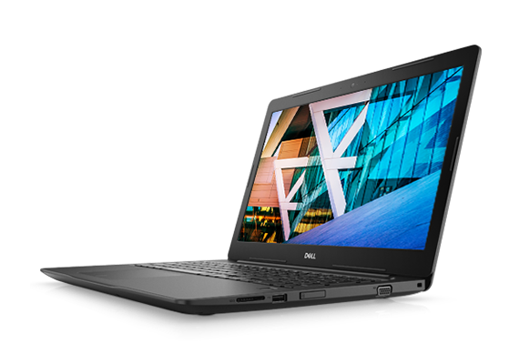 Notebook Dell Latitude 3590 15.6 Full HD Intel Core i7-8550U Radeon 530-2GB RAM 8GB SSD 256GB Windows 10 Pro