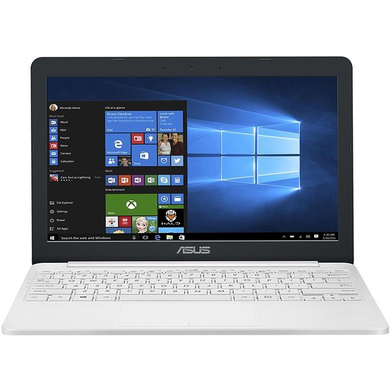 Ultrabook Asus VivoBook E203NA 11.6 HD Intel Celeron N3350 RAM 4GB eMMC 32GB Windows 10 Home Alb