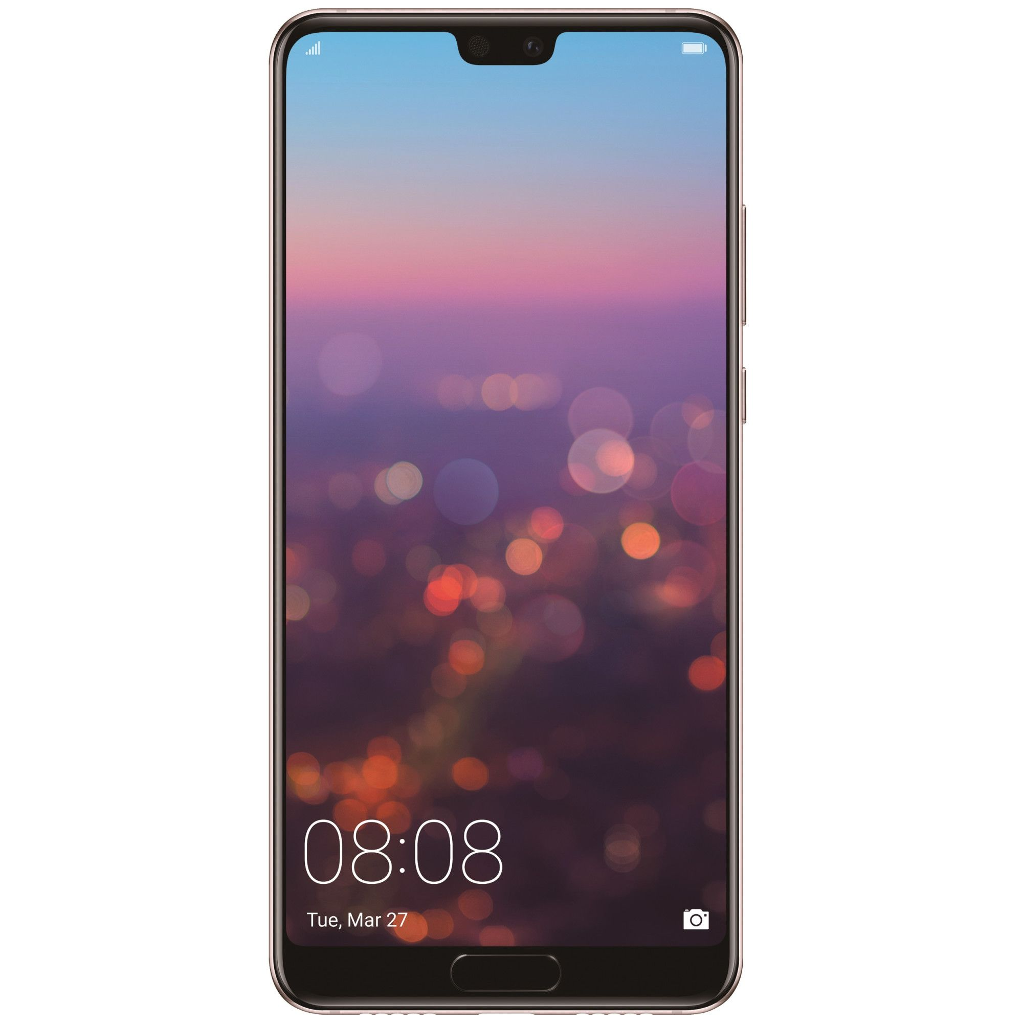 Telefon Mobil Huawei P20 64GB Flash 4GB RAM Dual SIM 4G Pink