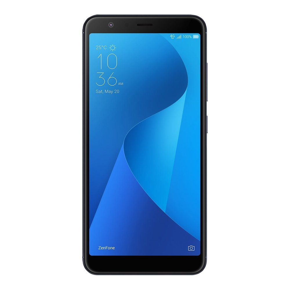 Telefon Mobil Asus ZenFone Max Plus M1 ZB570TL 32GB Flash 3GB RAM Dual SIM Deepsea Black