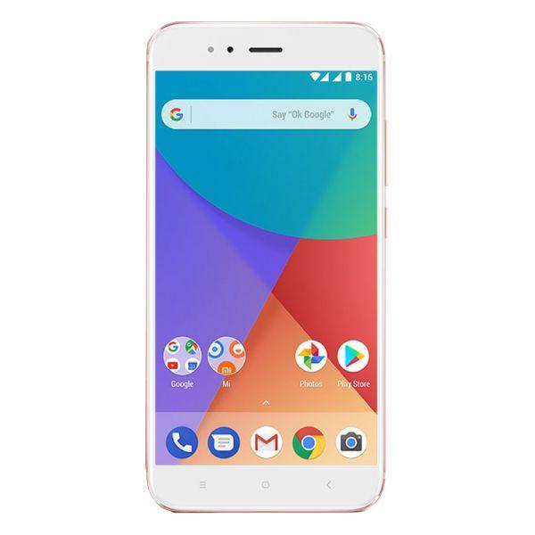 Telefon Mobil Xiaomi A1 32GB Flash 4GB RAM Dual SIM 4G Pink