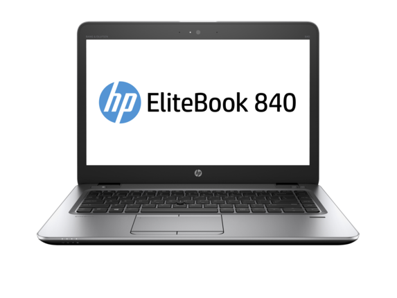Ultrabook HP EliteBook 840 G3 14 Full HD Intel Core i5-6300U RAM 8GB SSD 256GB Windows 10 Pro Argintiu