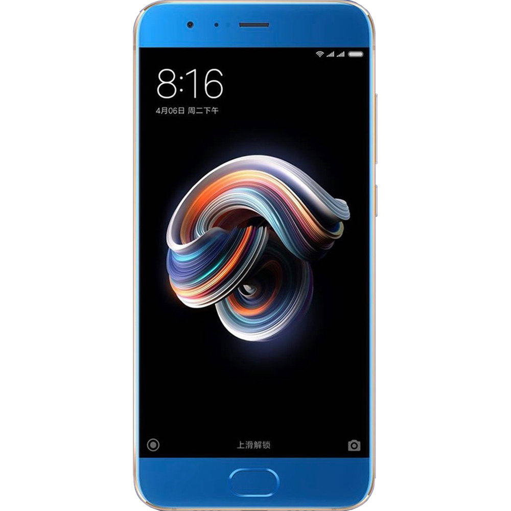 Telefon Mobil Xiaomi Mi Note 3 64GB Flash 6GB RAM Dual SIM 4G Blue