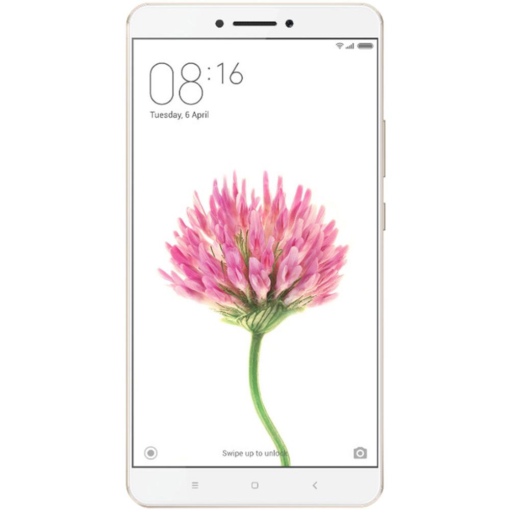 Telefon Mobil Xiaomi Mi Max 128GB Flash 4GB RAM Dual SIM 4G Gold