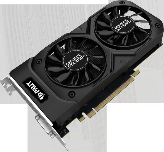 Placa Video Palit GeForce GTX 1050 Ti Dual 4GB GDDR5 128 biti