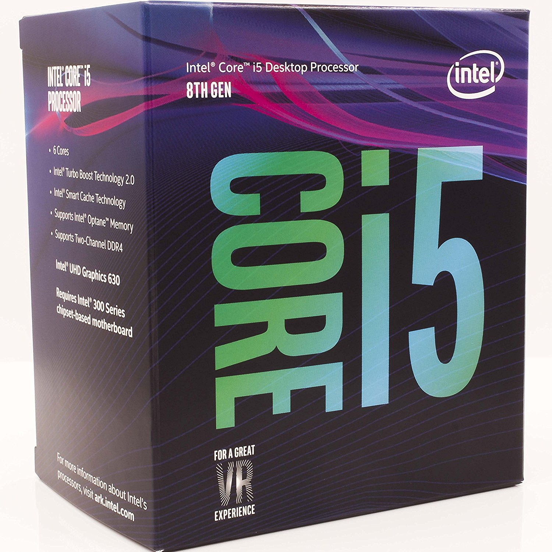 Procesor Intel Core i5-8600