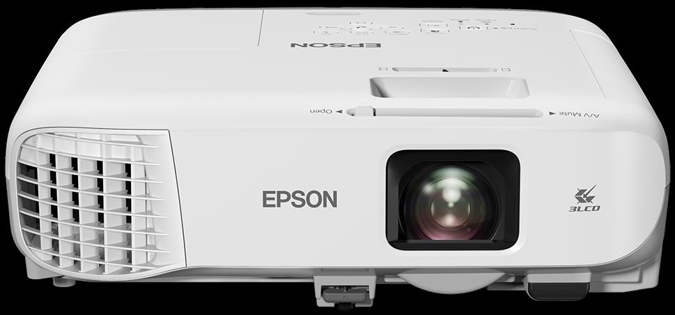 Videoproiector Epson EB-980W WXGA