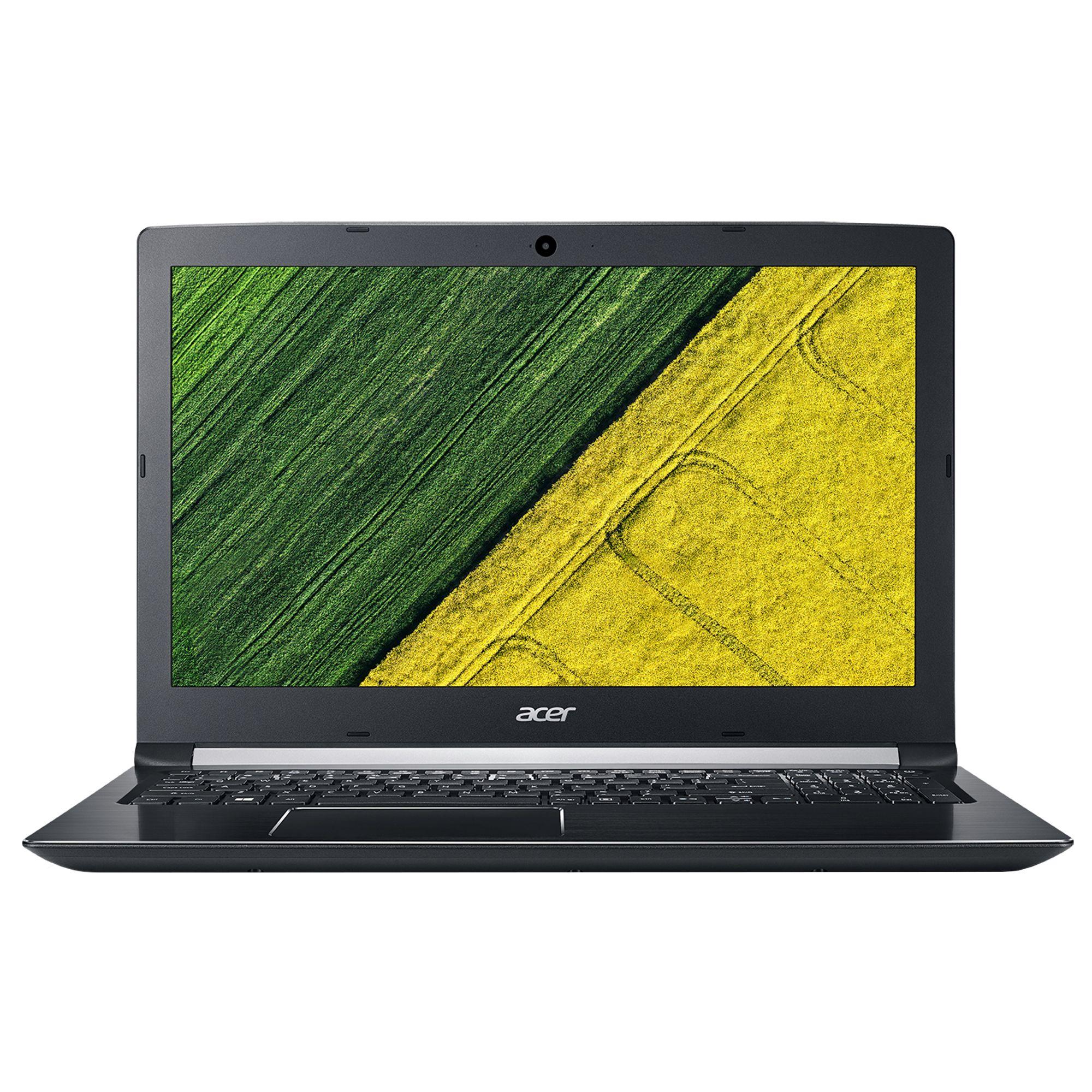 Notebook Acer Aspire A515 15.6 Full HD Intel Core i3-6006U MX130-2GB RAM 4GB HDD 1TB Linux Argintiu