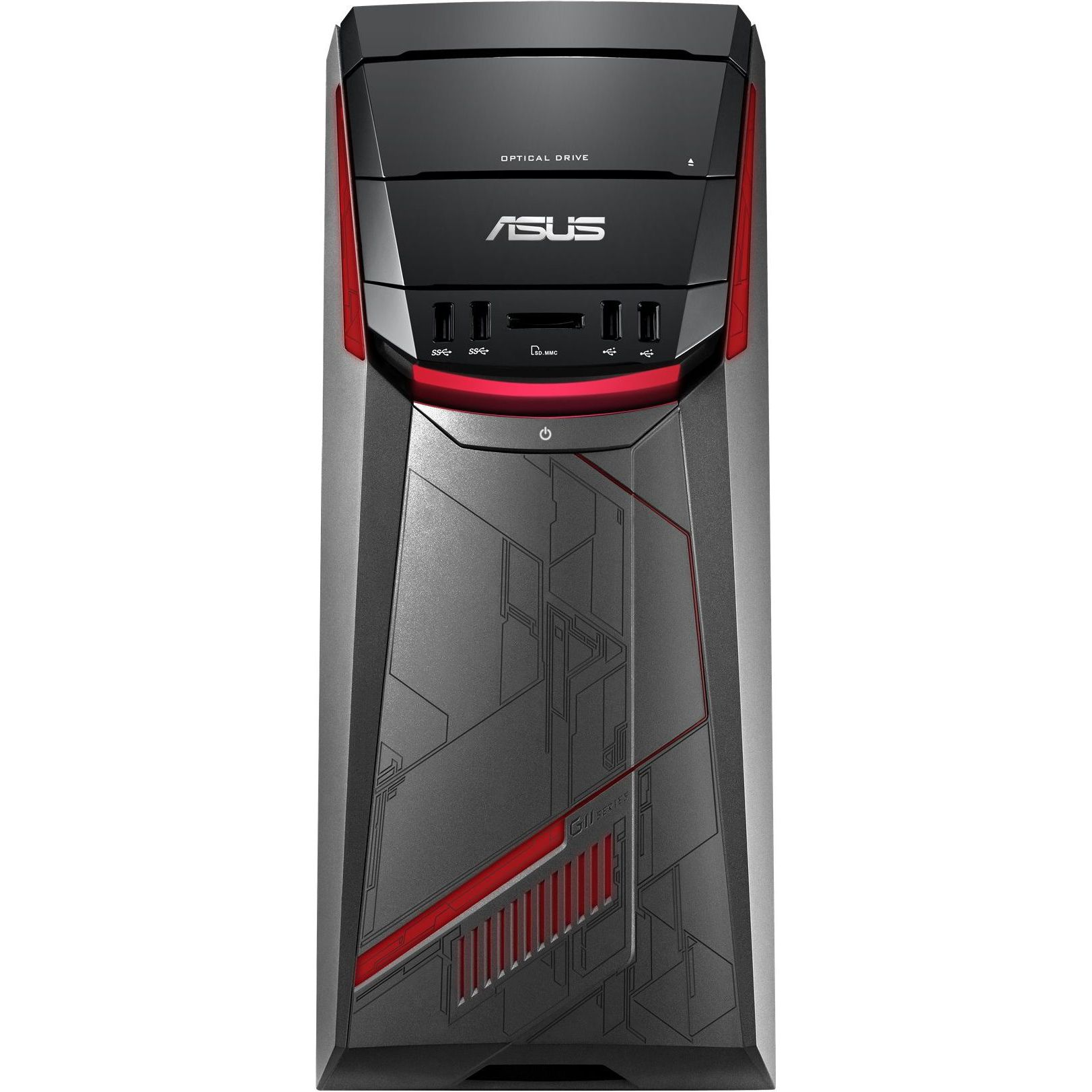 Sistem Brand Asus G11CD Intel Core i5-7400 GTX 1050-2GB RAM 8GB HDD 1TB Endless OS