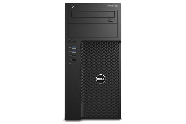 Sistem Brand Dell Precision Tower 3620 Intel Core i7-7700 K620-2GB RAM 16GB HDD 1TB + SSD 128GB Windows 10 Pro