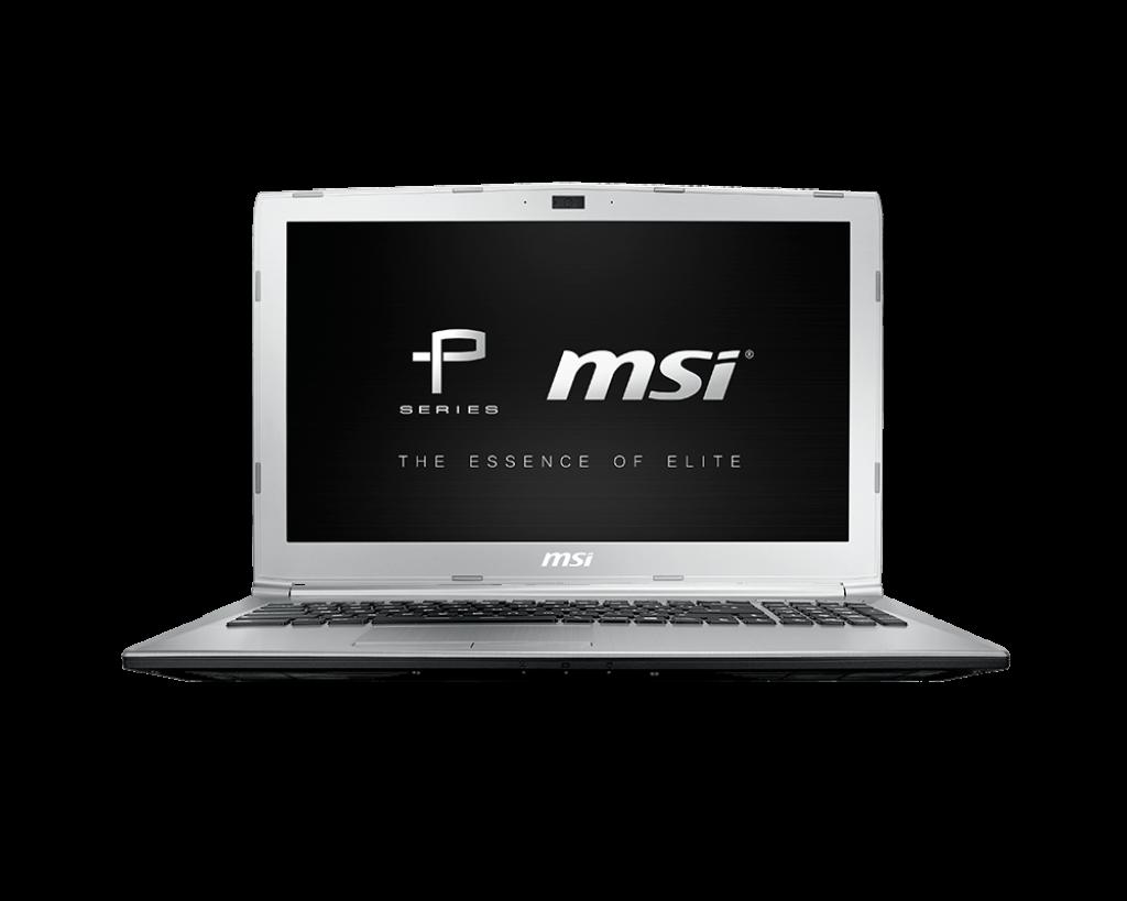 Notebook MSI PL62 7RC 15.6 Full HD Intel Core i7-7700HQ MX150-2GB RAM 4GB HDD 1TB FreeDOS