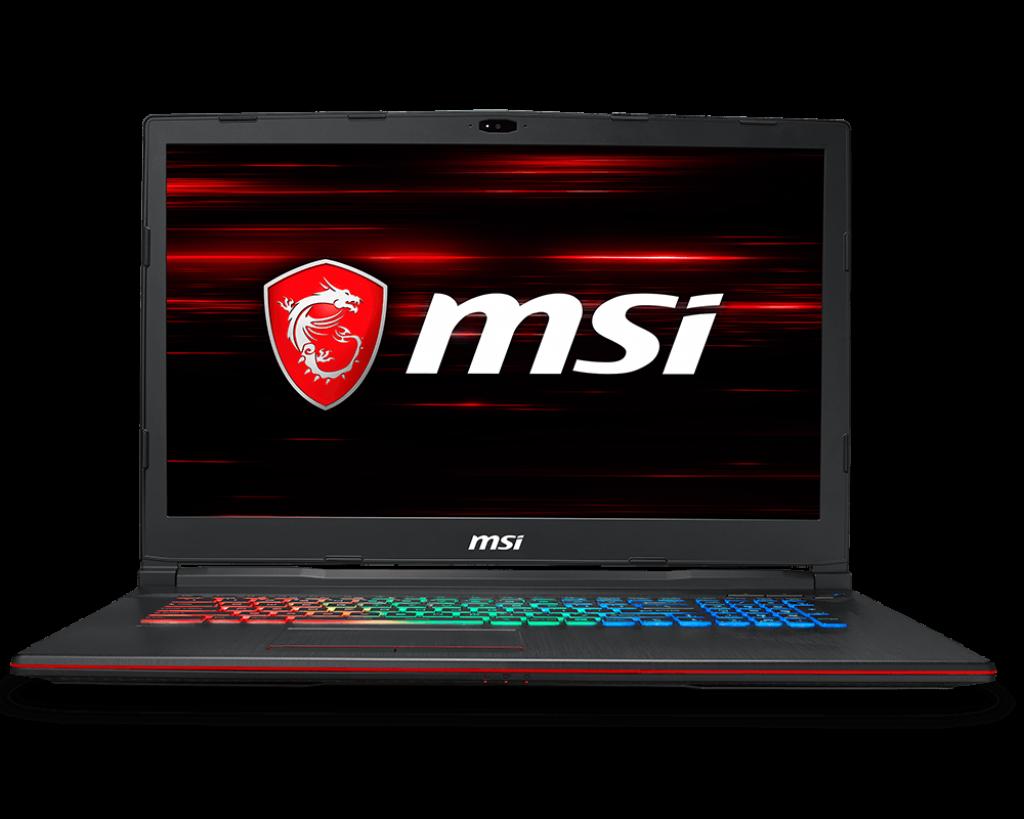 Notebook MSI GP73 Leopard 8RE 17.3 Full HD Intel Core i7-8750H GTX 1060-6GB RAM 8GB HDD 1TB + SSD 128GB FreeDOS
