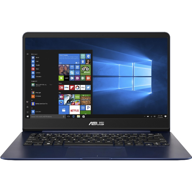 Ultrabook Asus ZenBook UX430UA 14 Full HD Intel Core i5-8250U RAM 8GB SSD 256GB Endless OS Albastru