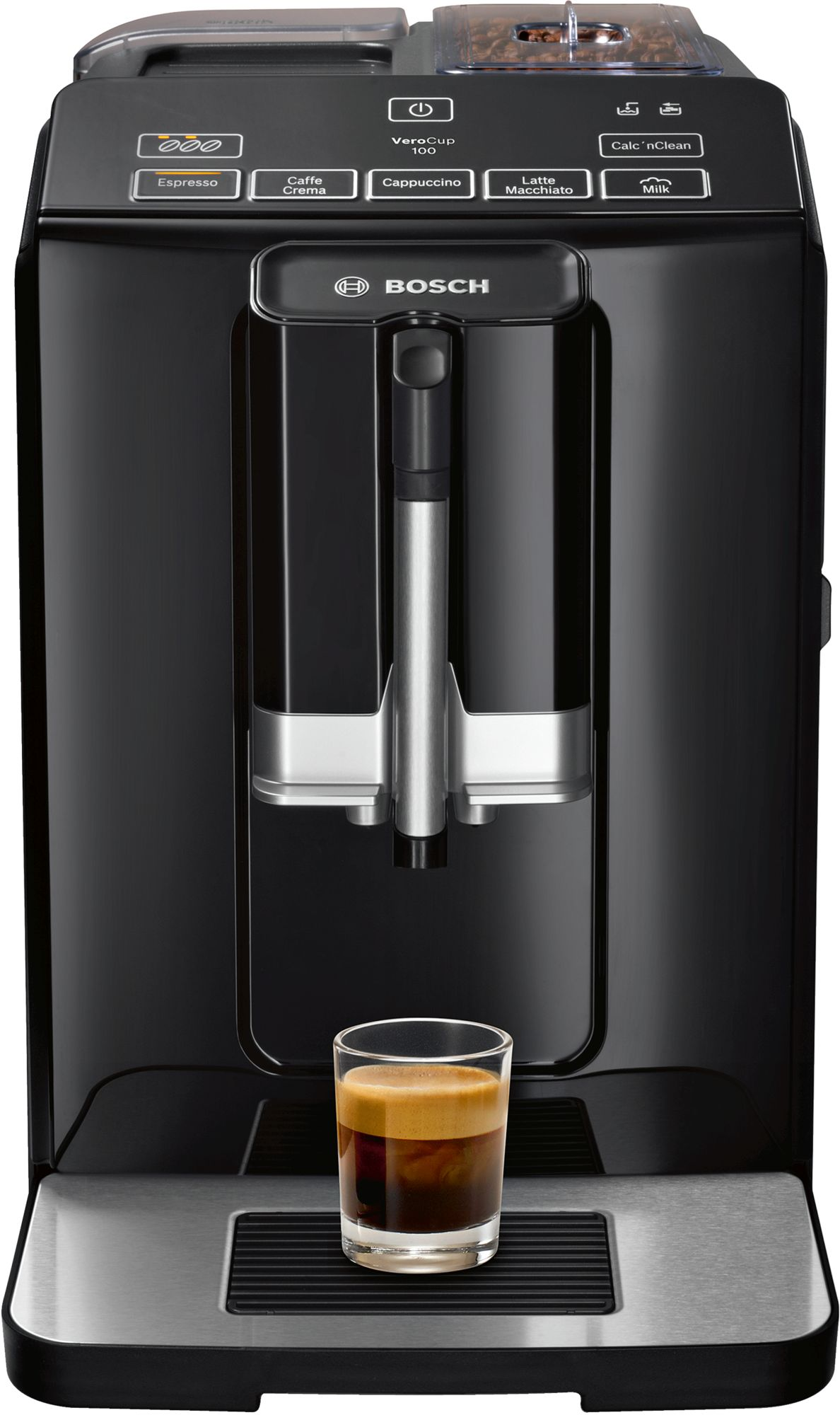Espressor cafea Bosch VeroCup 100 1300W 1.4L Negru