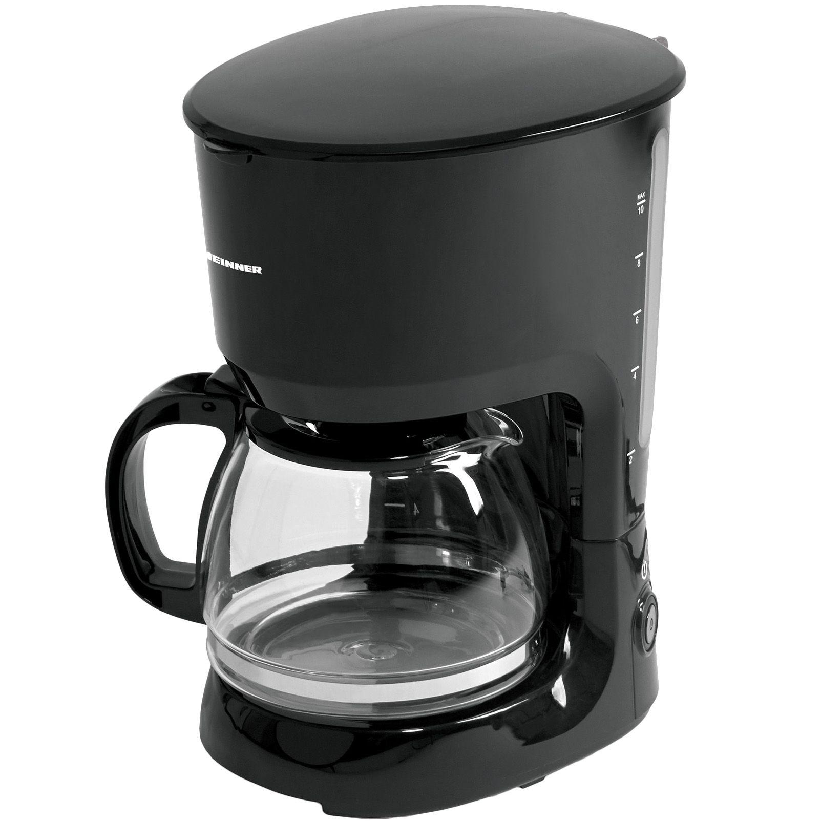 Cafetiera Heinner HCM-750BK 750W 1.25L Negru