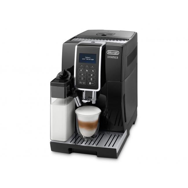 Espressor cafea DeLonghi Dinamica ECAM350.55.B Dinamica 1450W 1.8L Negru