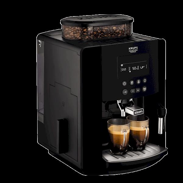 Espressor cafea Krups EA8170 Quattro Force 1450W 1.7L Negru